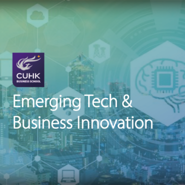 (Sept 2020) Emerging Tech & Business Innovation Training Programme