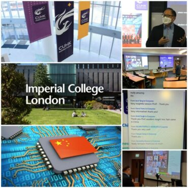 (Hong Kong) Emerging Tech in China for Imperial College UK