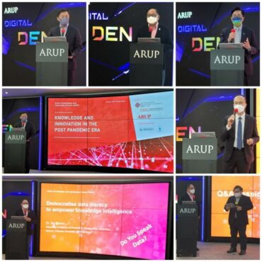 (Hong Kong) Keynote Speech: The Asian Knowledge and Innovative Forum