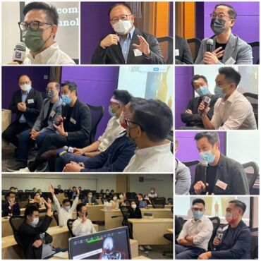 (Hong Kong) Panel Discussion with Elite Digital Leaders @CUHK MBA Alumni Association