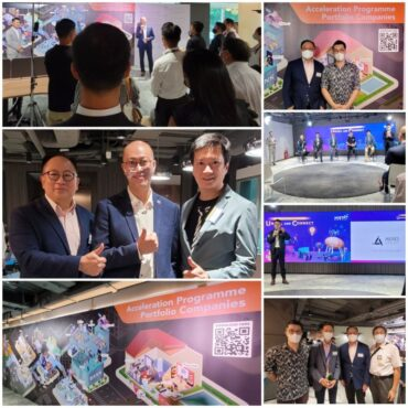 (Hong Kong) Elite Startups from HKSTP LEAP Programme Showcased Their Achievement