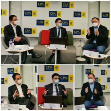 (Hong Kong) CPA Australia Asia-Pacific Small Business Survey 2020-2021