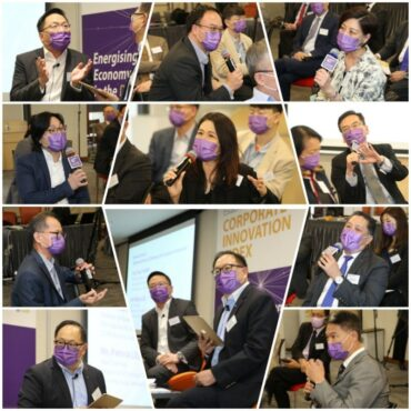 (Hong Kong) Takeaways from Fireside Chat in the Launch of Corporate Innovation Index