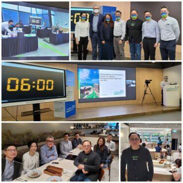 (Hong Kong) Vetting Meeting of Cyberport Incubation Programme